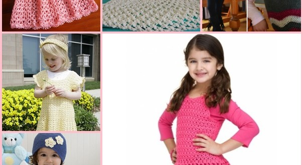 16 dress free crochet patterns