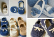 Baby Loafers Moccasins Crochet