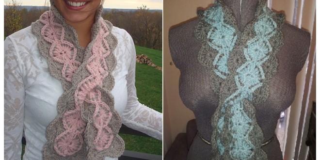 Bavarian scarf