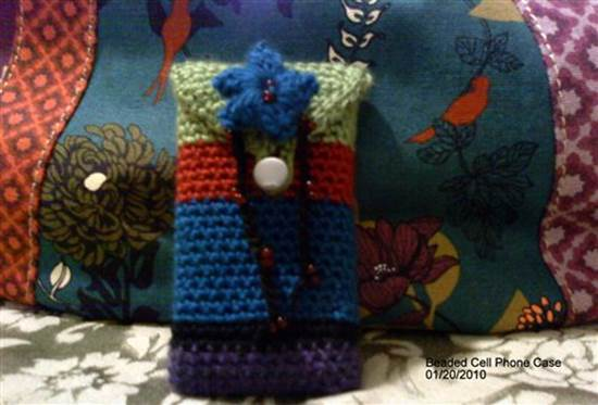 Beaded-Cell-Phone-Case