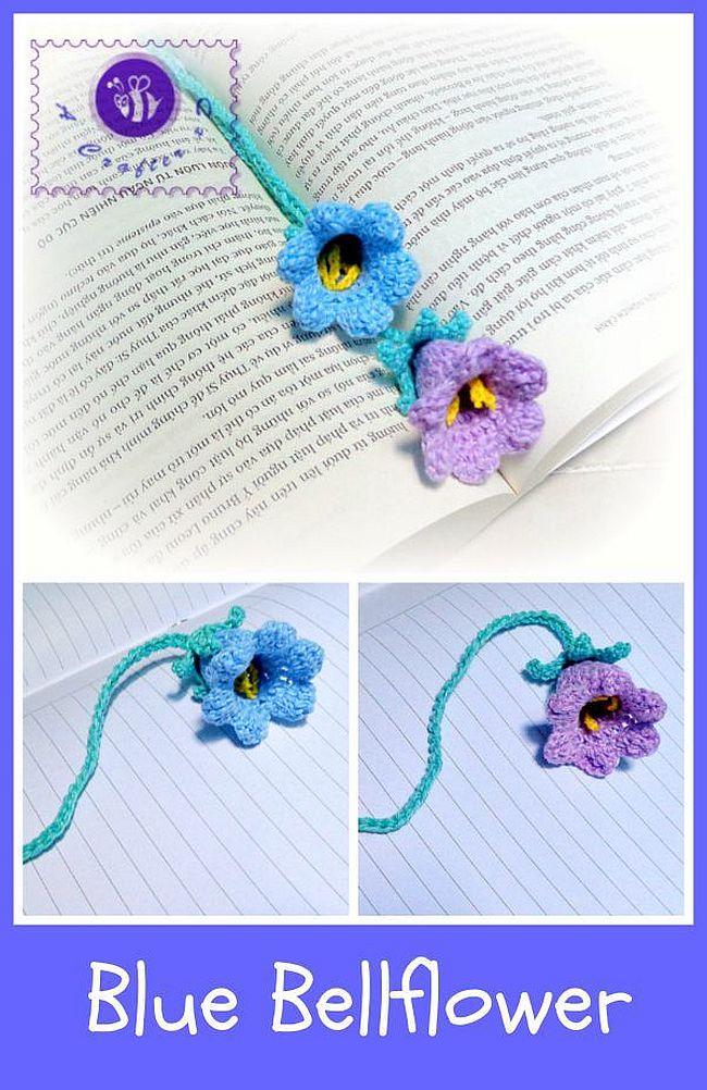 Blue-Bellflower-Bookmark
