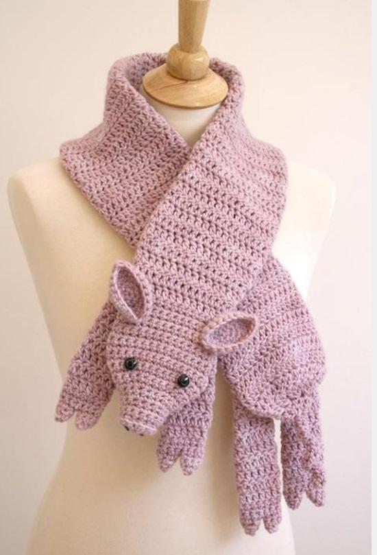 Crochet-Animal-Scarves-07