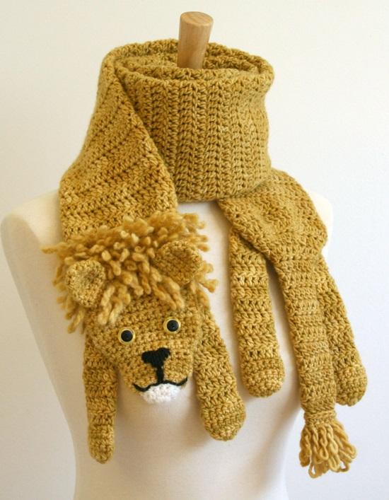 Crochet-Animal-Scarves-09