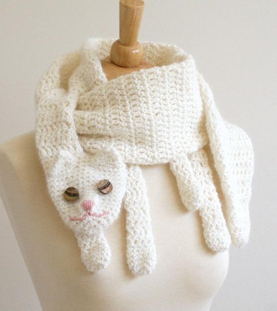 Crochet-Animal-Scarves-10