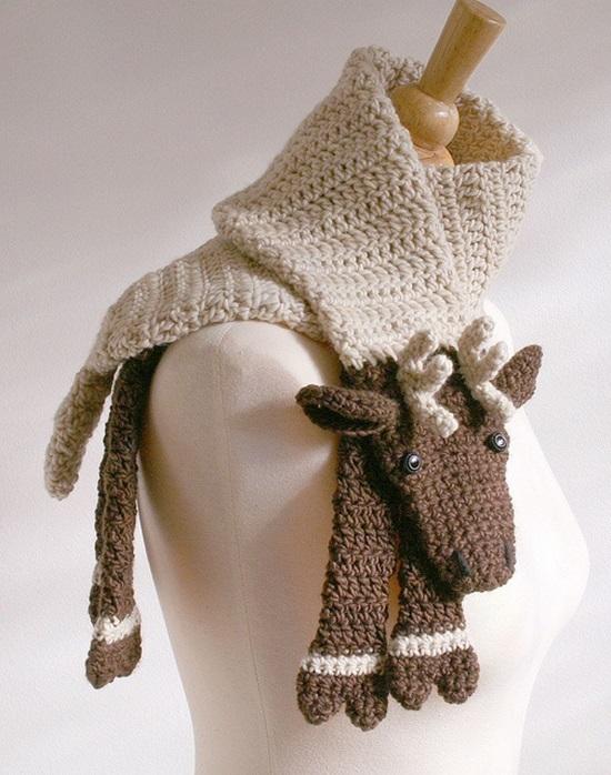 Crochet-Animal-Scarves-11