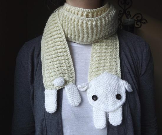 Crochet-Animal-Scarves-13