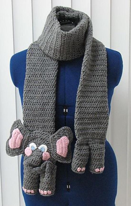 Crochet-Animal-Scarves-14