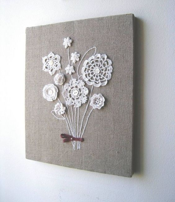 Crochet Canvas ideas 4