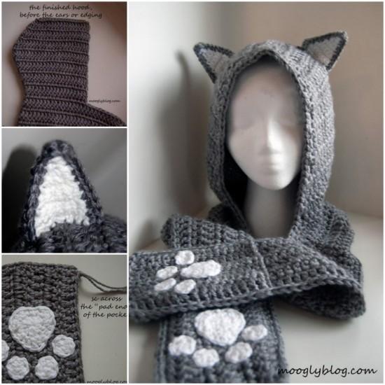 Crochet-Cat-Scoodie