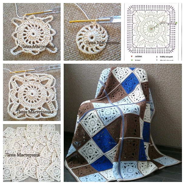 Muti-Purpose Crochet Granny Squares (Free Pattern and Guide)