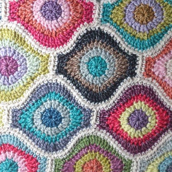 Crochet Moroccan Garden 2