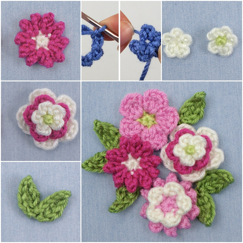 Crochet-Posy-Blossoms-Bouquet-with-Free-Pattern