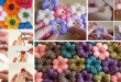 Crochet Puff Flower