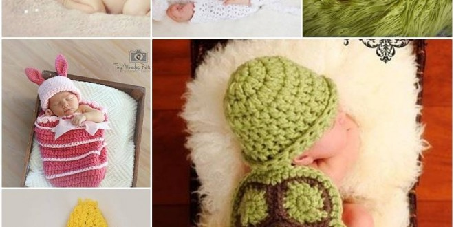 Cutest Crochet Baby Outfits Around