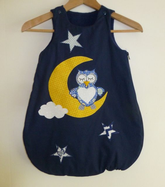 DIY Baby Sleeping Bag 5