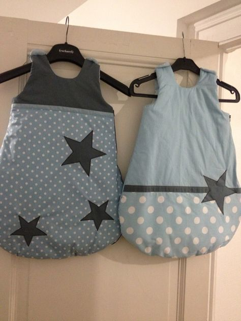 DIY Baby Sleeping Bag