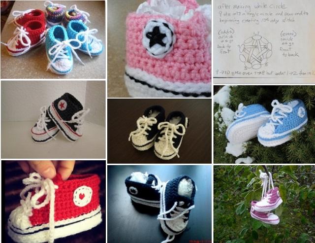 DIY-Crochet-Baby-Converse