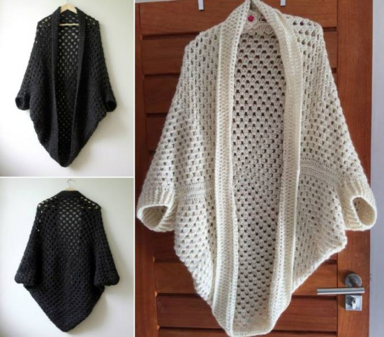 DIY-Crochet-Cardigan-Sweater-Coat-Free-Patterns1