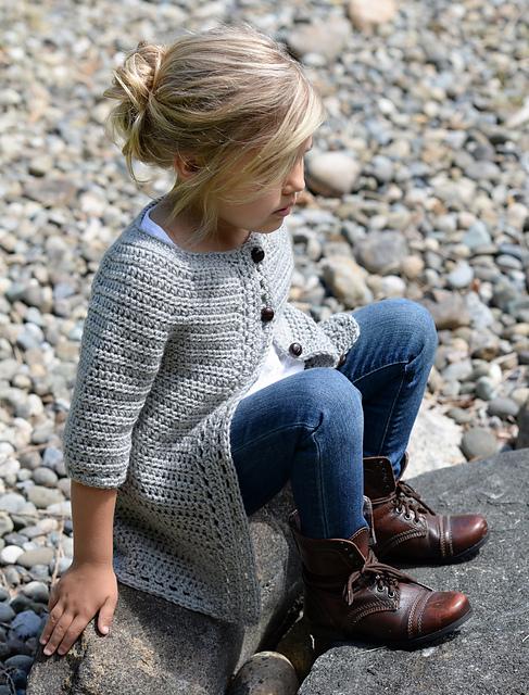 Diy Crochet Cardigan Sweater Coat Free Patterns