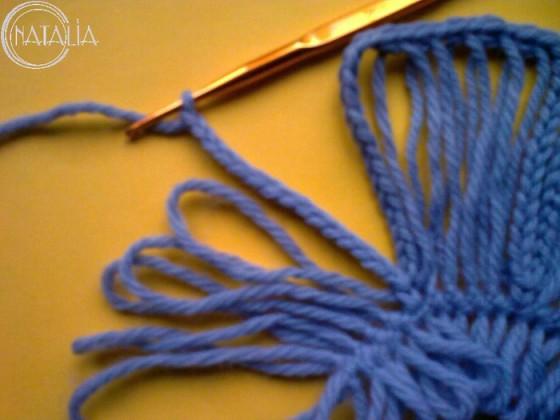 DIY-Crochet-Flower-with-Crochet-Fork-and-Hook8