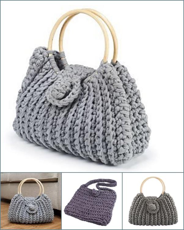Diy Crochet Harriet Bag Free Pattern