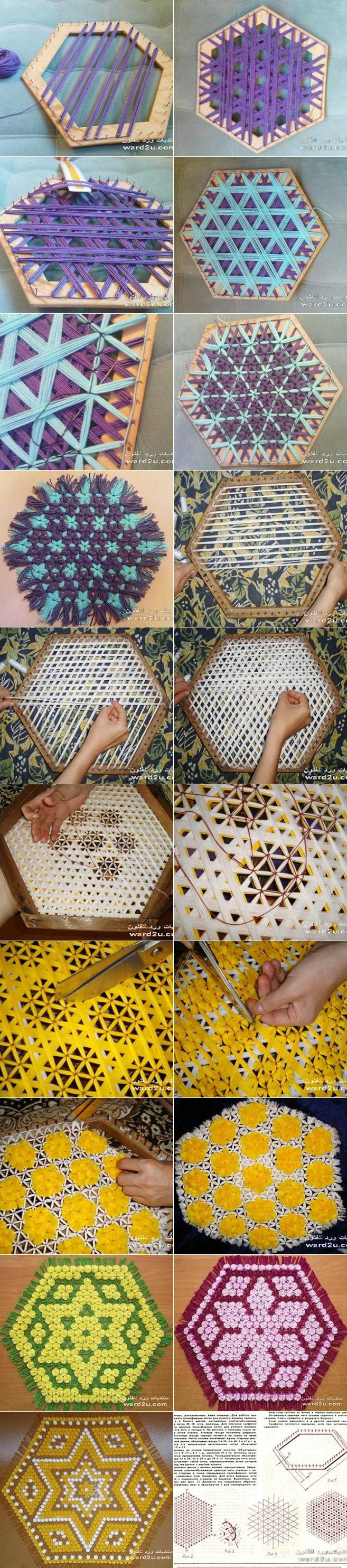 Hexagonal-coaster-tutorial