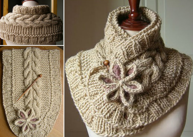How-To-Knit-A-Scarf
