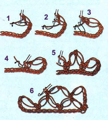 How-to-Crochet-Solomon's-Knot-stitch
