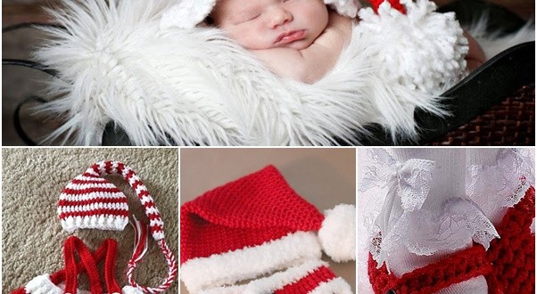 How to DIY Christmas Infant Dress