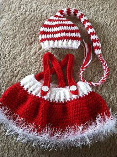 How-to-DIY-crochet-baby-Christmas-Dress6