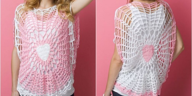 Lighthearted Tunic Crochet