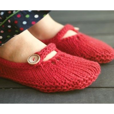 Mary Jane Slippers 5