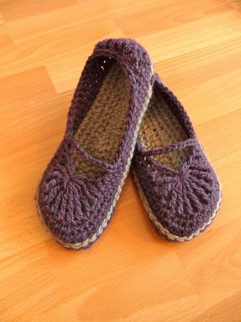 Mary Jane Slippers 6