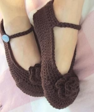 Mary Jane Slippers 7