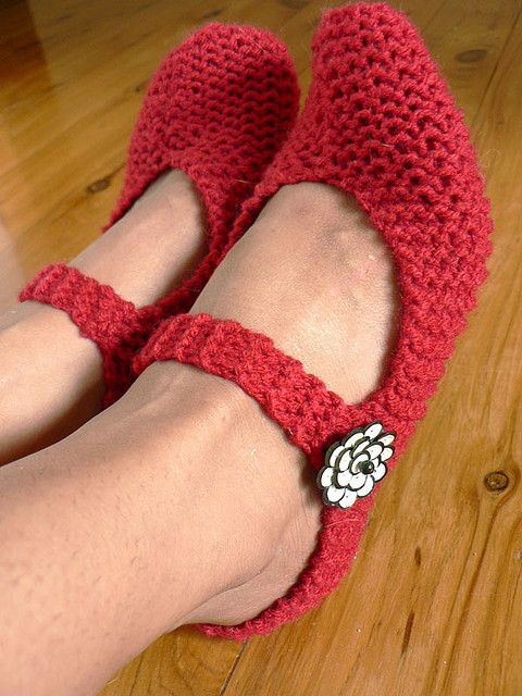 Mary Jane Slippers 9
