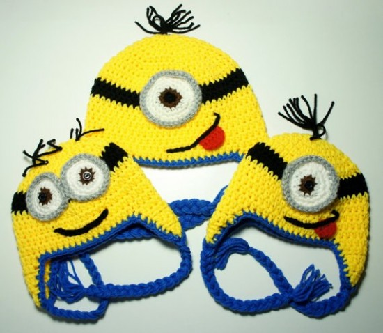 DIY Crochet Minion Free Patterns