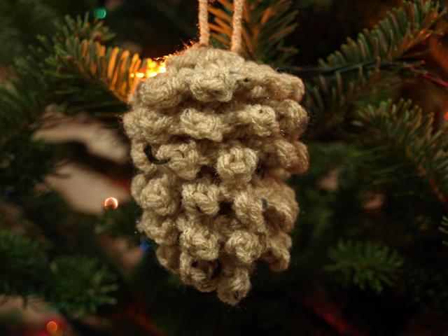 Pine-Cone-ornament
