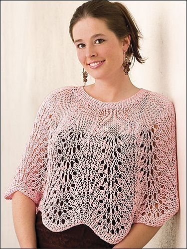 Poncho crochet ideas