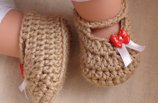 Posh-Crochet-Booties-For-Your-Little-Fashionista