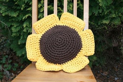 Sunflower-Pattern-decor