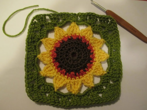 Sunflower-Pattern-great-diy