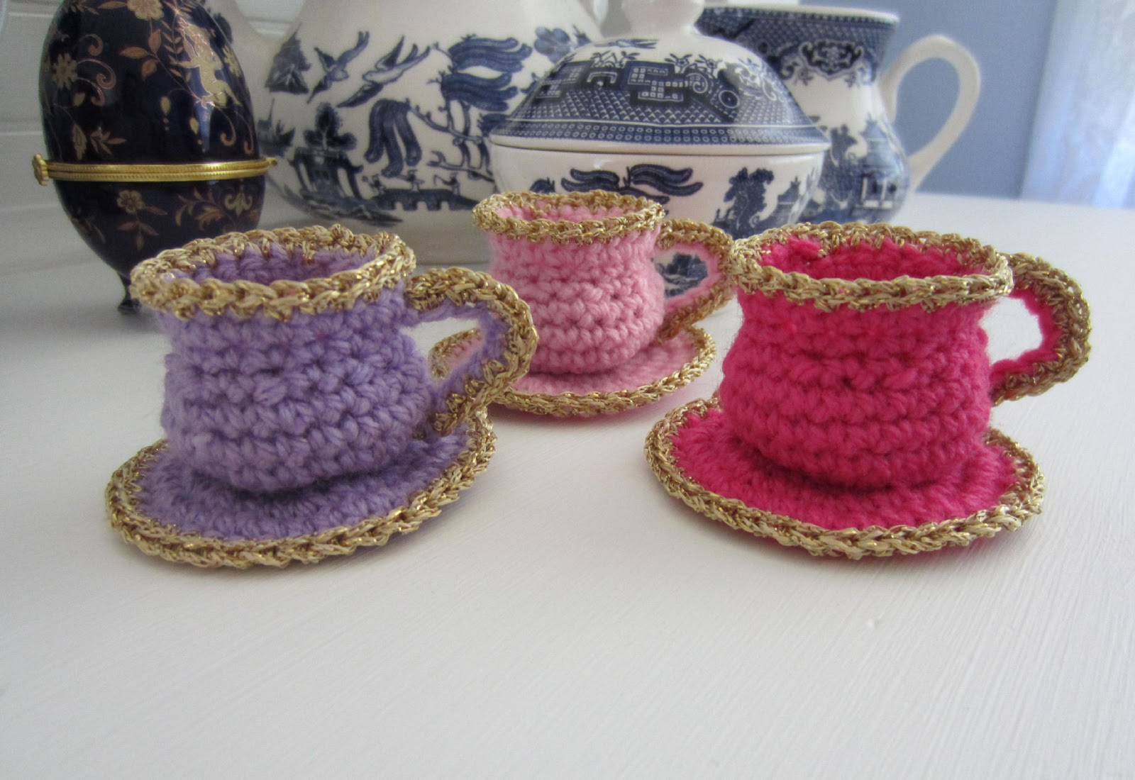 Tea-Cup-Christmas-Ornament