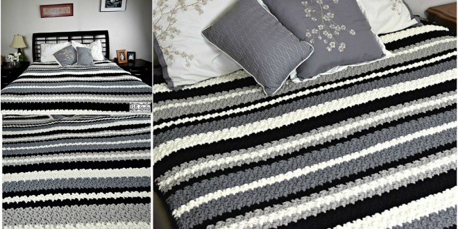 Warmth Blanket Crochet