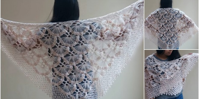 adorable poncho crochet