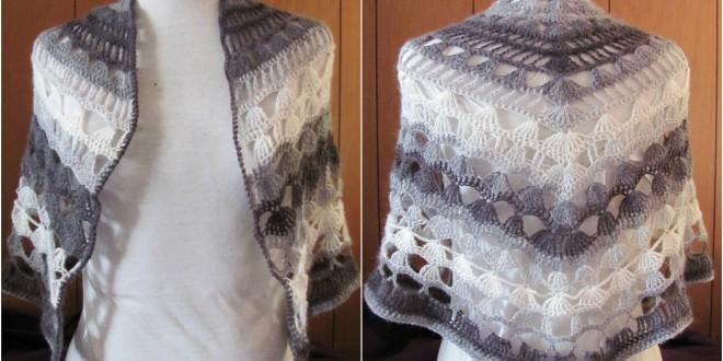 athala shawl crochet