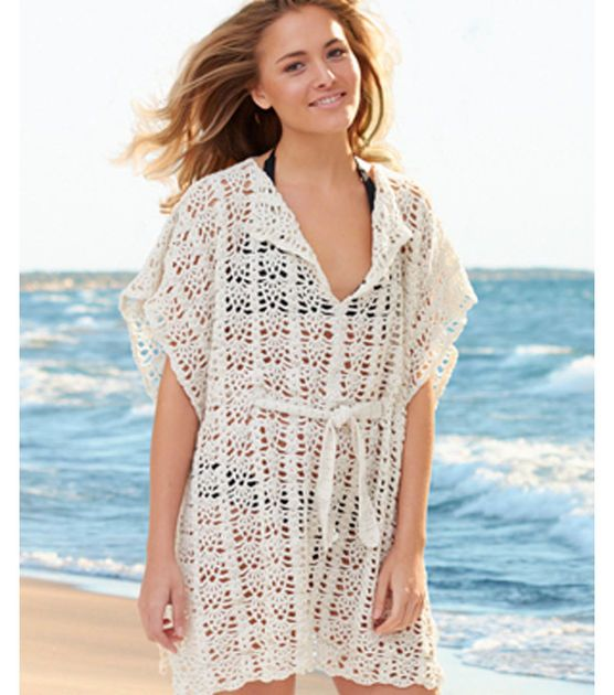 beach day cover Up tunic ideas 1
