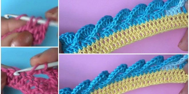 border pattern crochet