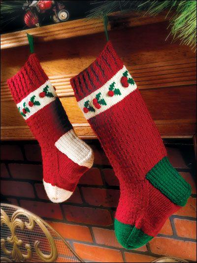 christmas crochet socks video ideas 8