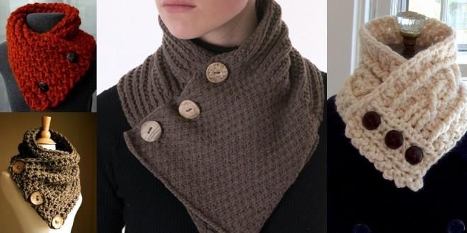 collar scarf collar