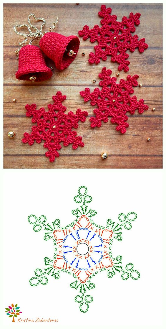 creative christmas crochet tutorials 12